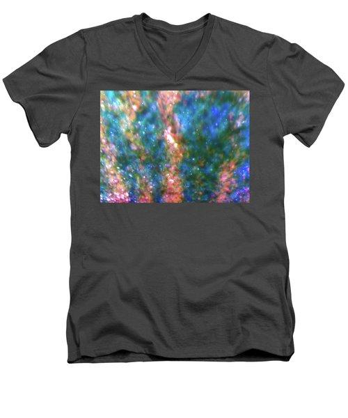 View 10 Men's V-Neck T-Shirt