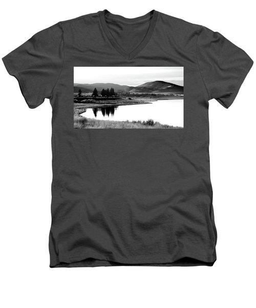 View Men's V-Neck T-Shirt