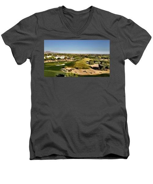 Views Men's V-Neck T-Shirt