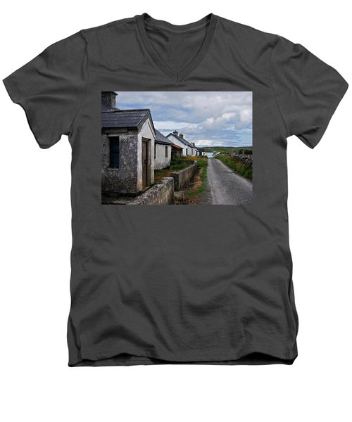Village By The Sea Men's V-Neck T-Shirt