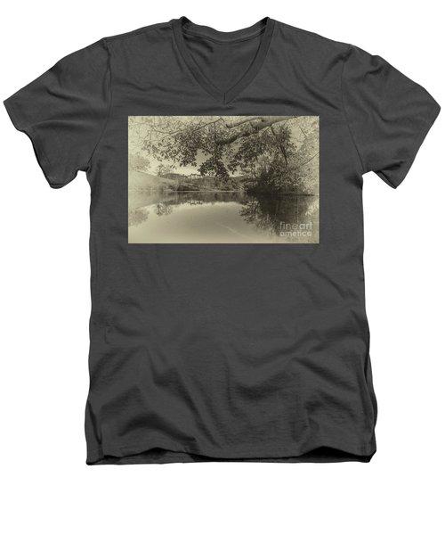 Vintage Biltmore Men's V-Neck T-Shirt