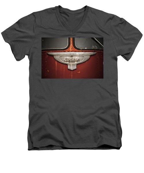 Vintage Tour Bus Men's V-Neck T-Shirt