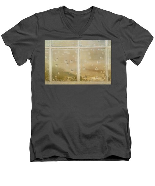 Vintage Window Men's V-Neck T-Shirt
