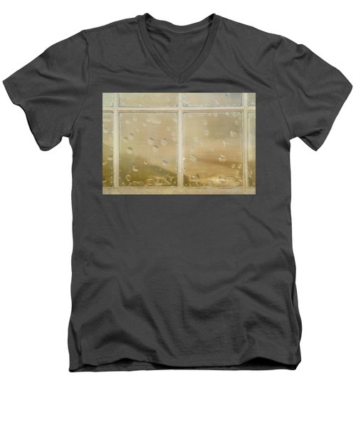 Vintage Window Men's V-Neck T-Shirt