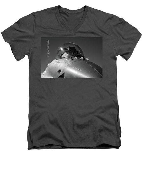Viper Nose Men's V-Neck T-Shirt