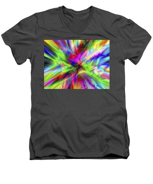 Vision 1 Men's V-Neck T-Shirt
