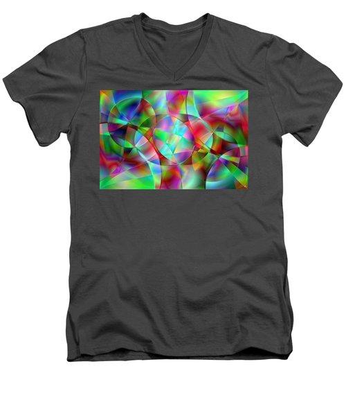 Vision 27 Men's V-Neck T-Shirt