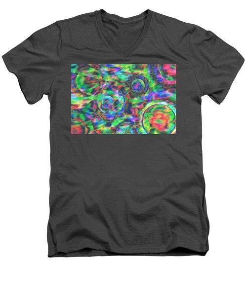Vision 28 Men's V-Neck T-Shirt