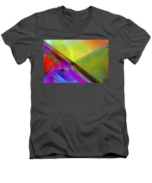 Vision 3 Men's V-Neck T-Shirt