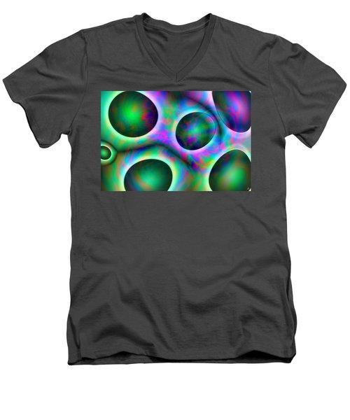 Vision 30 Men's V-Neck T-Shirt