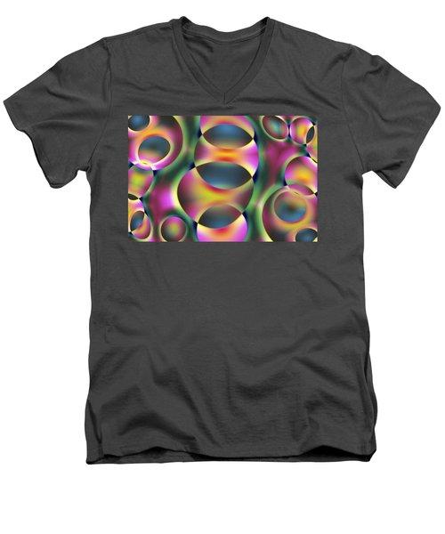 Vision 40 Men's V-Neck T-Shirt