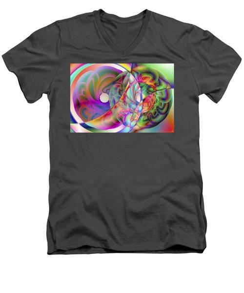 Vision 41 Men's V-Neck T-Shirt