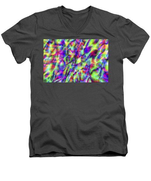 Vision 6 Men's V-Neck T-Shirt
