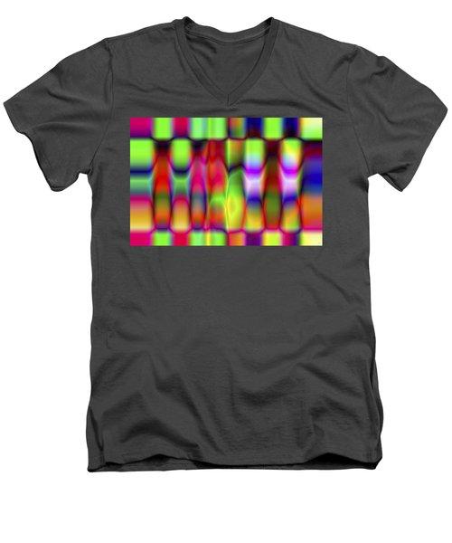 Vision 9 Men's V-Neck T-Shirt