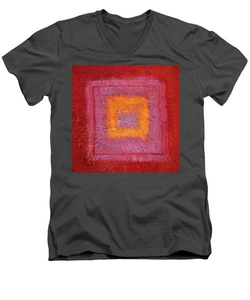 Vision Quest Men's V-Neck T-Shirt