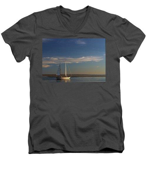 Visual Escape Men's V-Neck T-Shirt