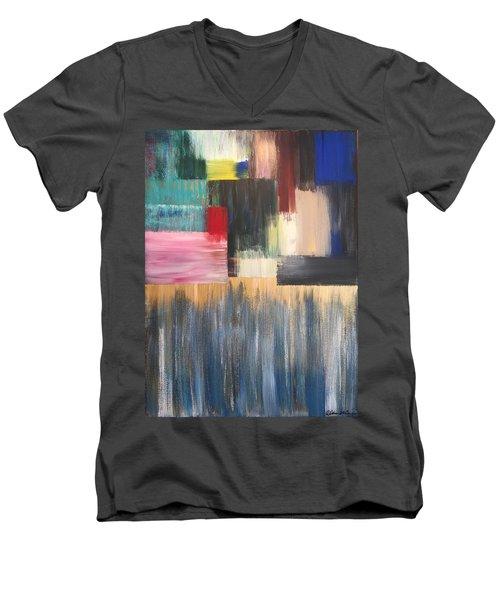 Vital Spark Men's V-Neck T-Shirt