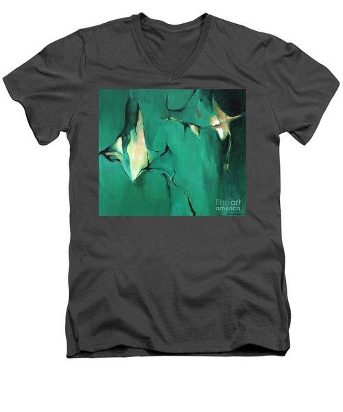 Vlandera Men's V-Neck T-Shirt