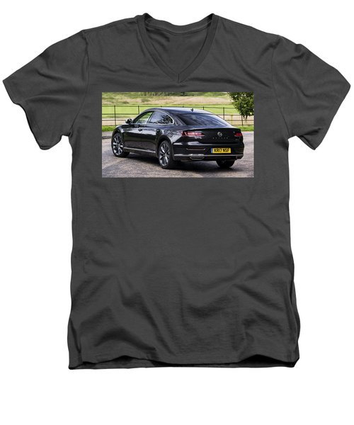 Volkswagen Arteon Men's V-Neck T-Shirt