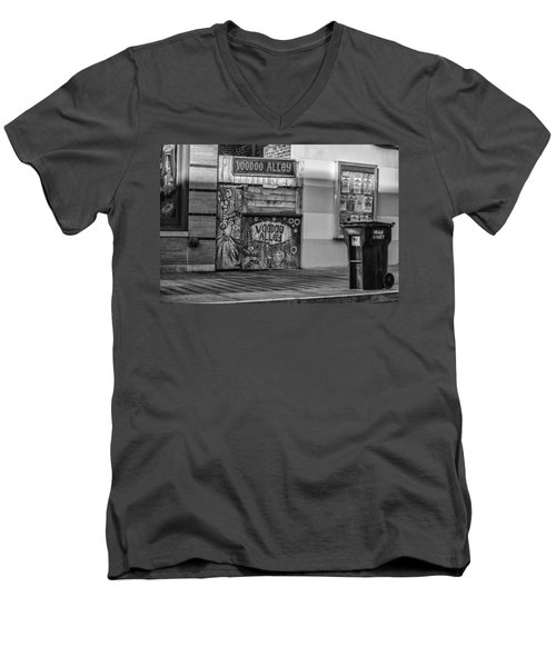 Voodoo Alley Men's V-Neck T-Shirt