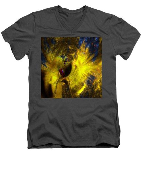 Vortex Men's V-Neck T-Shirt