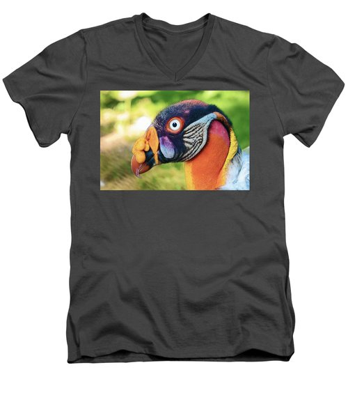 Vulture Men's V-Neck T-Shirt