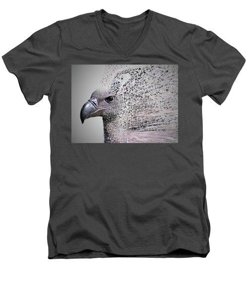 Vulture Break Up Men's V-Neck T-Shirt