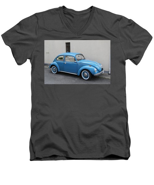VW Men's V-Neck T-Shirt