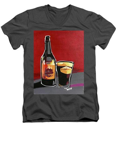 Wabasha Men's V-Neck T-Shirt