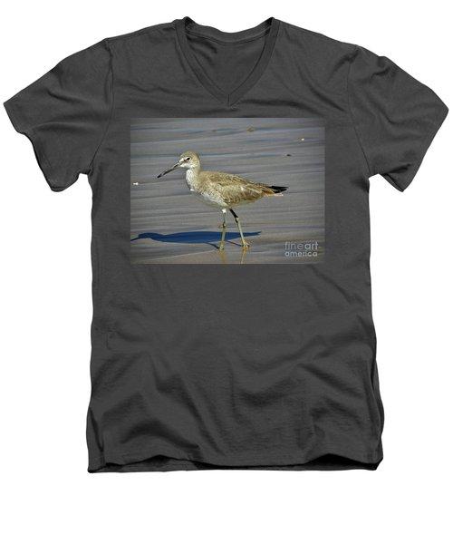 Wading Day Men's V-Neck T-Shirt