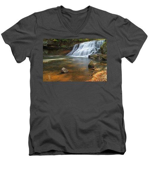 Wadsworth Falls Men's V-Neck T-Shirt