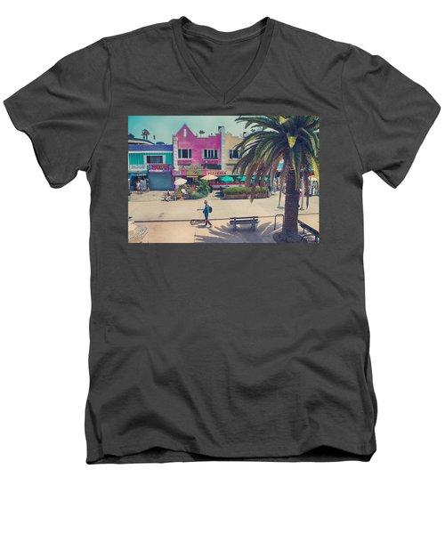 Waitin' For Victorio Men's V-Neck T-Shirt