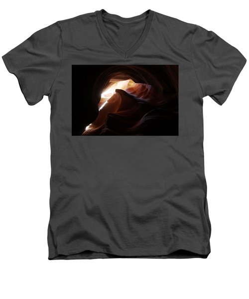 Waives Men's V-Neck T-Shirt