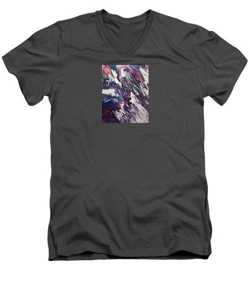 Wake Up In Paris Men's V-Neck T-Shirt