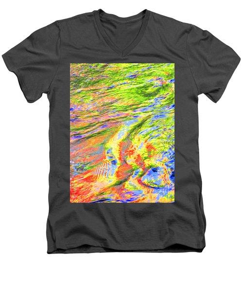 Walk In Glory Men's V-Neck T-Shirt
