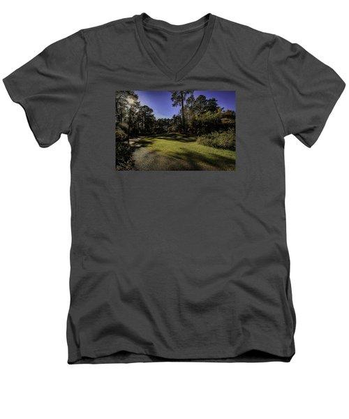 Walk In The Sun Men's V-Neck T-Shirt