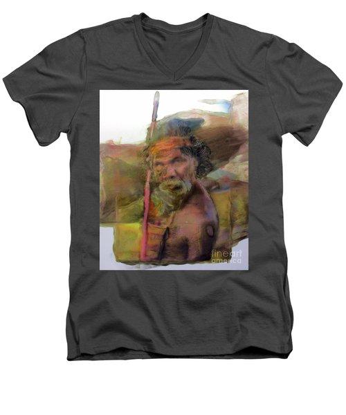 Walkabout Men's V-Neck T-Shirt