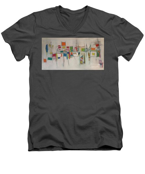 Walkthrough Men's V-Neck T-Shirt