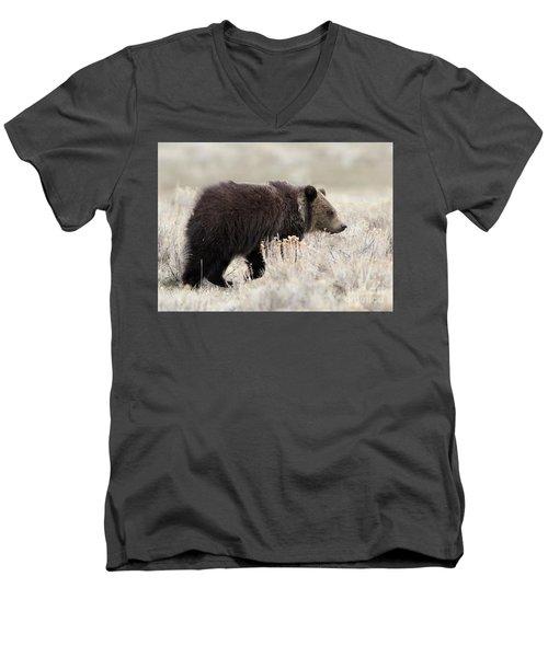 Wandering Men's V-Neck T-Shirt