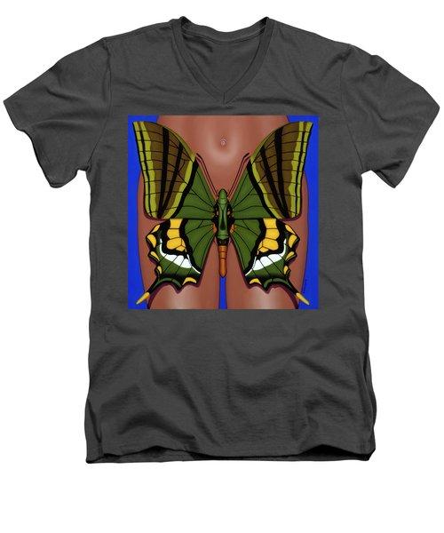 Wandering Dream 3 Men's V-Neck T-Shirt