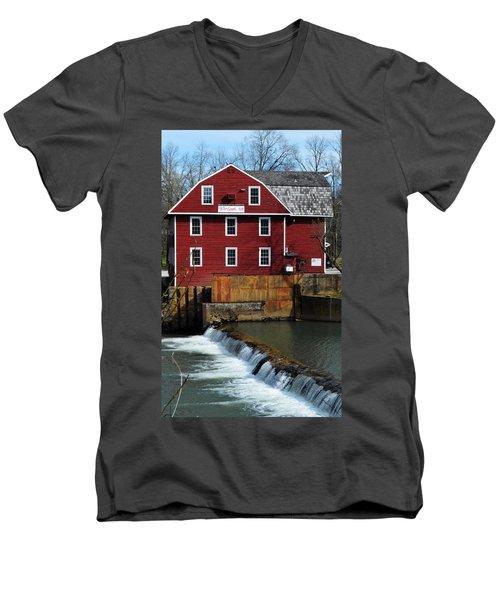 War Eagle Mill Men's V-Neck T-Shirt