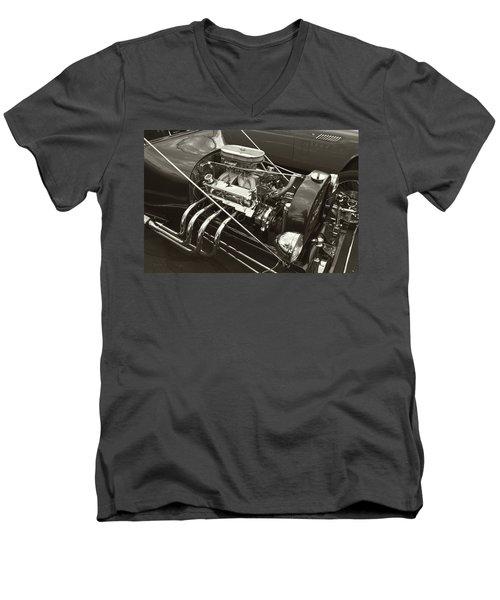 Warmed Over Men's V-Neck T-Shirt