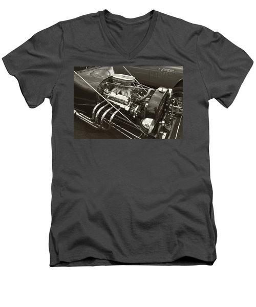 Warmed Over Men's V-Neck T-Shirt