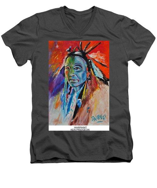 Warpaint Men's V-Neck T-Shirt