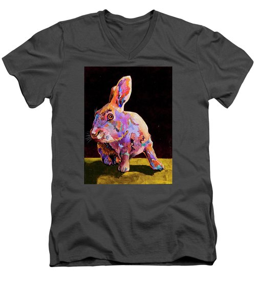 Wary Men's V-Neck T-Shirt