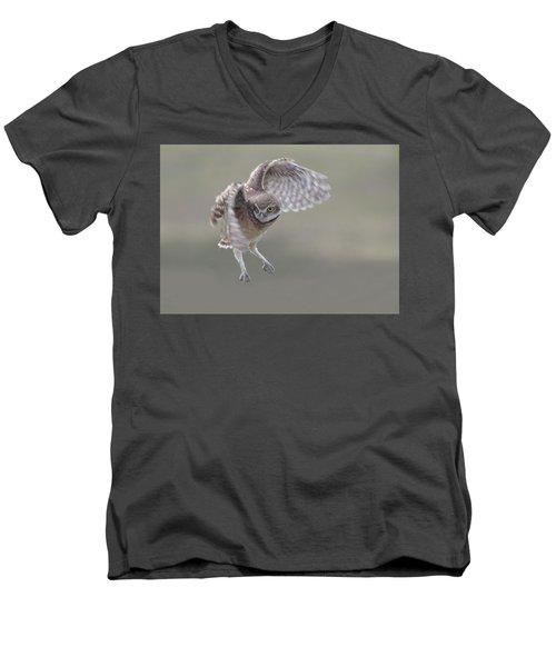 Watch Me Now. Men's V-Neck T-Shirt