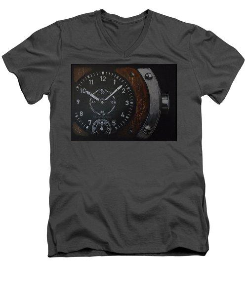 Watch Men's V-Neck T-Shirt