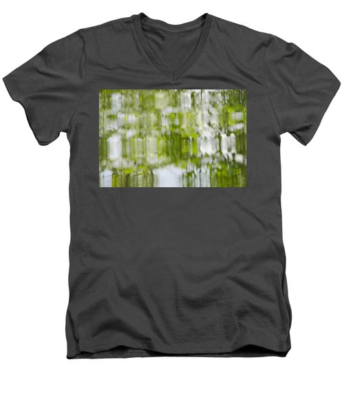 Water Reflections Men's V-Neck T-Shirt