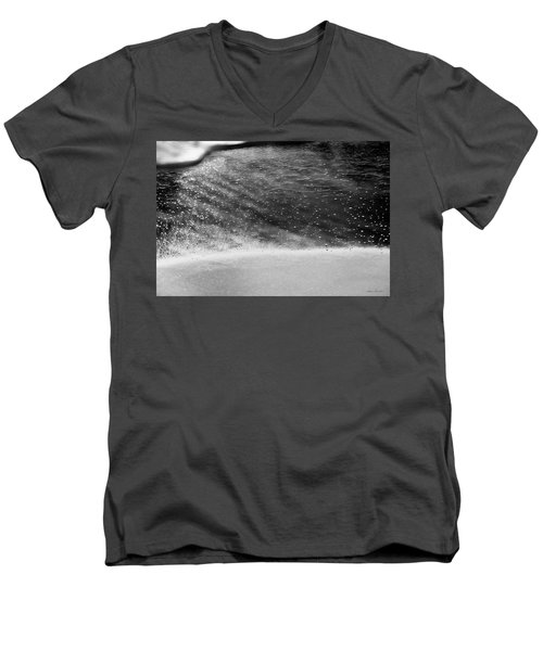 Water Ripples 1 Men's V-Neck T-Shirt