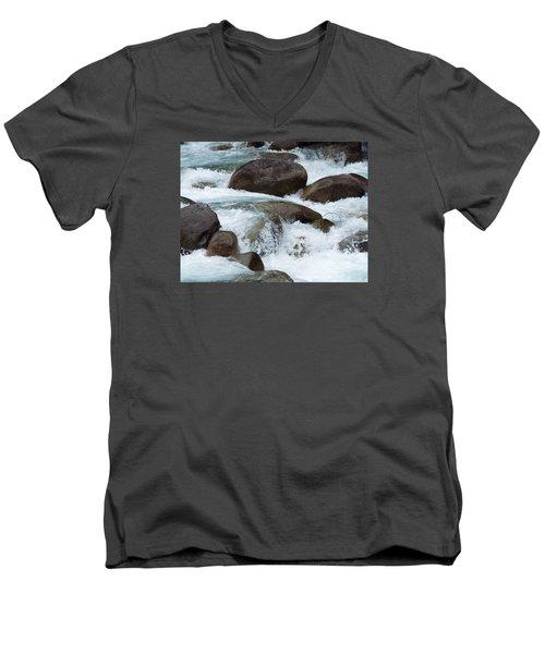 Water Spirits I Men's V-Neck T-Shirt